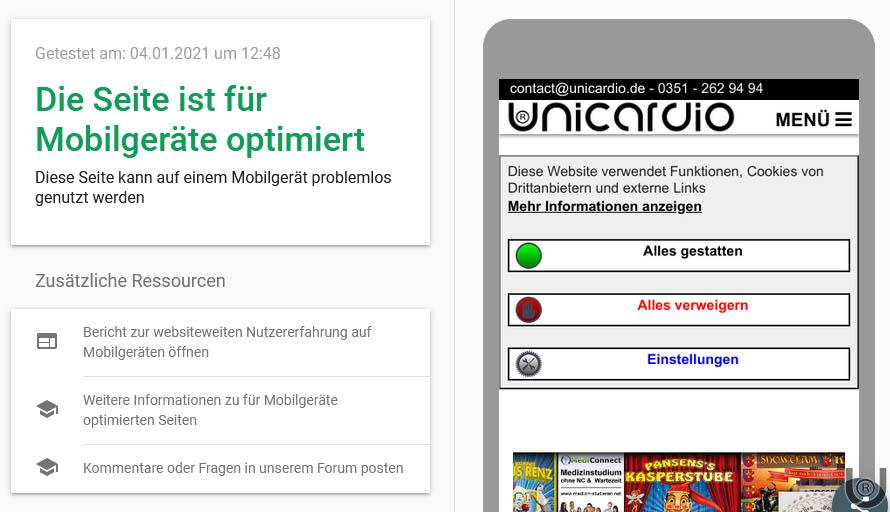 SEO: Mobile First bei Google